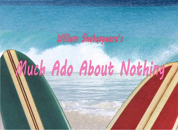 Much Ado About Nothing Showcard